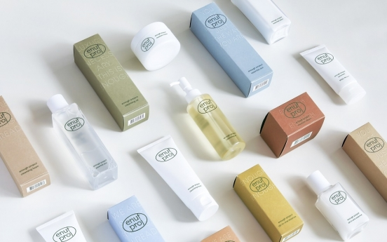 Amorepacific launches vegan-friendly cosmetics brand Enough Project