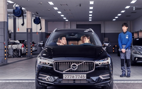 Volvo Cars Korea introduces lifetime warranty service as industry's first