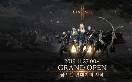 NCSOFT's Lineage 2M highest grossing app on Google Play Store in Q1
