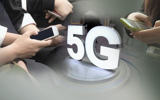 5G subscribers in S. Korea top 6 million: data