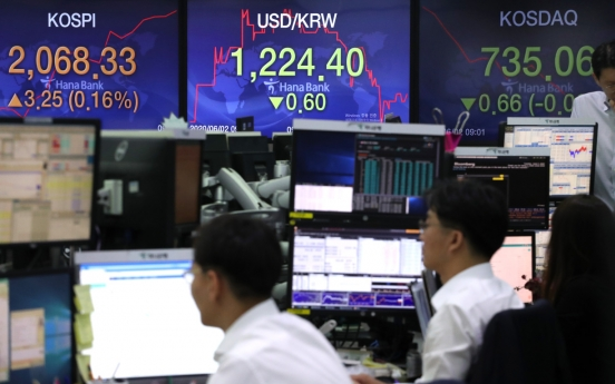 Seoul stocks open higher on US gains