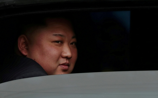 N. Korea's main paper highlights leader Kim's love for people