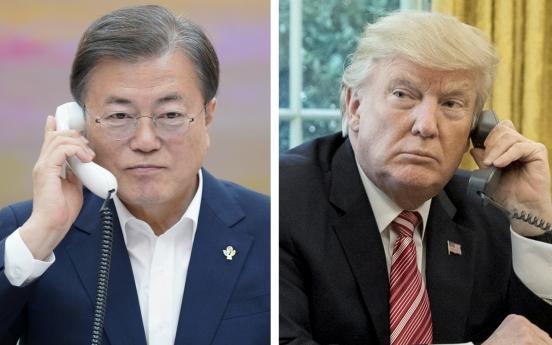 Trump's G-7 invite heralds new status for Korea: Cheong Wa Dae