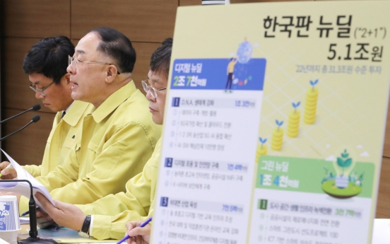 S. Korea proposes largest-ever extra budget to battle pandemic