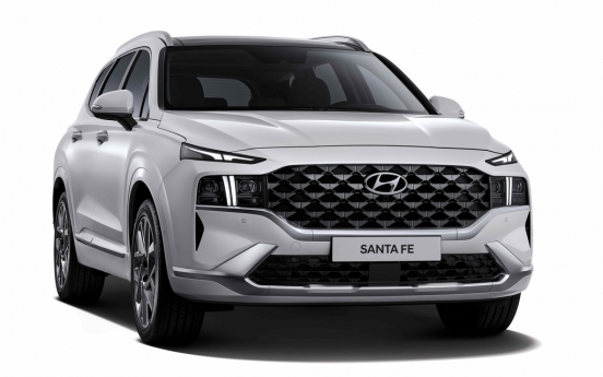 Hyundai to launch upgraded Santa Fe SUV this month