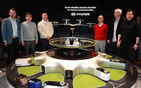 Seoul aims to commercialize urban air mobility in 2025