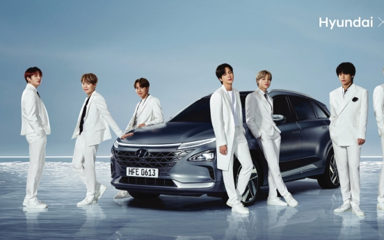 Hyundai Motor unveils global hydrogen campaign featuring BTS