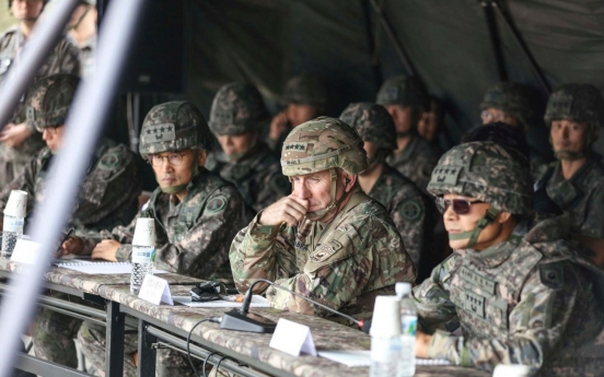 USFK raps local daily for false report, vows commitment to conditions-based OPCON transfer