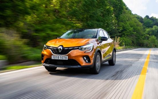 [Behind the Wheel] Renault's hit model QM3 returns as Captur