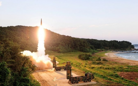 S. Korean military to conduct postponed maritime combined arms drill next week