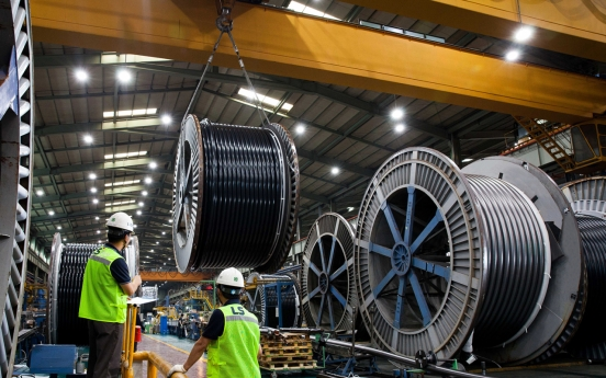 LS C&S wins W100b contract for electrical cables in Singapore
