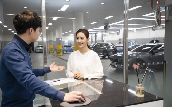Volvo Cars Korea offers lifetime warranty, wider service network