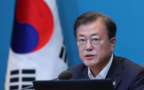 Moon pledges to increase transparency of NGOs