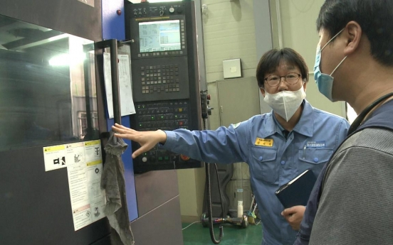 Posco supports SMEs with smart factory