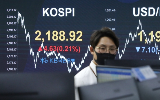 Seoul stocks extend rally to 8th session, won sharply up