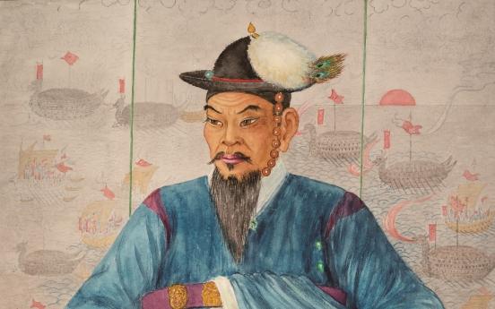 100년 전 영국 화가가 이순신 장군 초상화를?