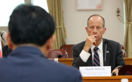 US official says S. Korea chose democracy amid controversy over ambassador's remarks