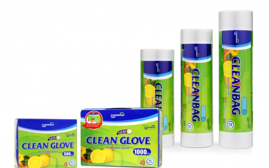 Cleanwrap selling flagship sanitary gloves on Amazon