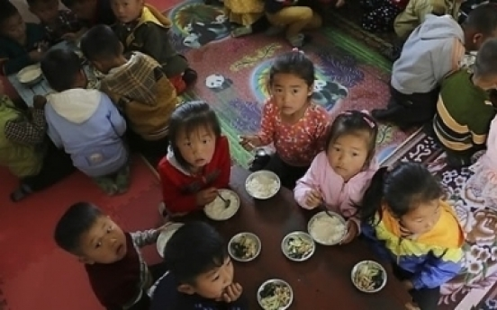 'Don't look away from food shortage in NK': WFP