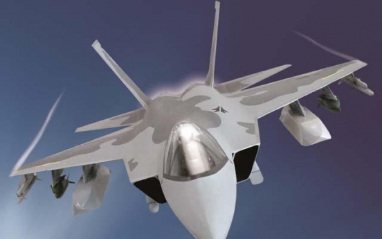 KAI to finalize assembly of next-gen KF-X fighter jet in H2