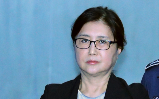 Ex-President Park's longtime friend sentenced to 18 years in prison