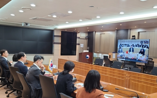 Senior diplomats of S. Korea, China discuss possible trilateral summit with Japan