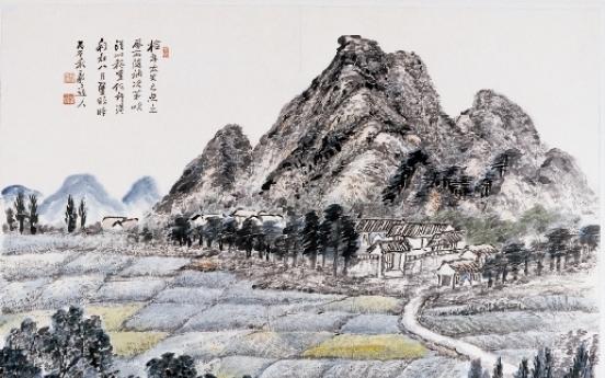 [Museum of One's Own] Uijae Museum of Korean Art strives to keep Korean literati paintings intact