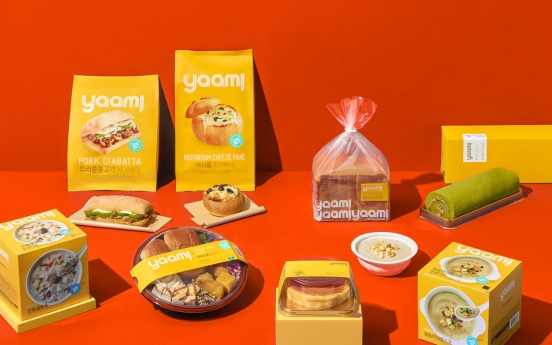 SPC Samlip launches home deli brand YAAM! with Coupang
