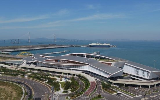Incheon International Ferry Terminal reopens after massive expansion