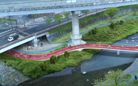 Seoul plans to increase bicycle lanes