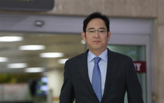 Samsung head faces panel's decision on possible indictment next week