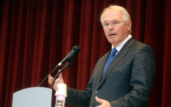 N. Korea's threats aimed at testing S. Korea-US alliance: ex-US official