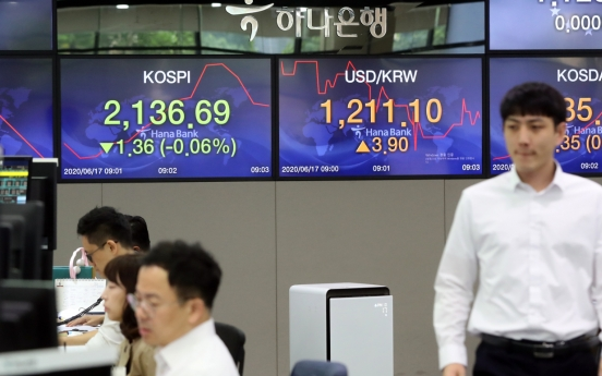 Seoul stocks open flat on escalating inter-Korean tensions