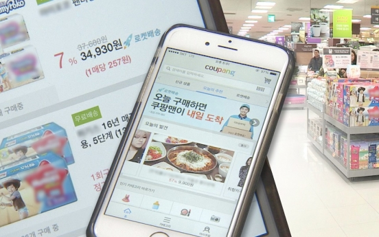 Mobile shopping hits record high in Q1, food services continue to rise: report
