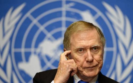 Ex-UN investigator slams NK destruction of liaison office as 'wanton, useless, tantrum-driven'