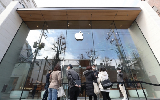 Regulator allows Apple to draw up measures to correct anti-competitive practices