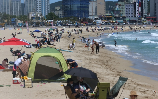Reservations required before visits to beaches amid virus woes