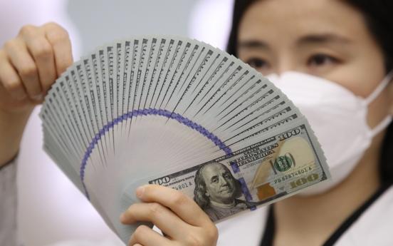 S. Korea's overseas direct investment falls 15% in Q1