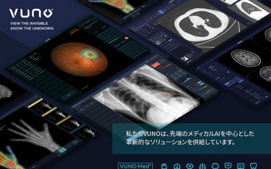 Medical AI company Vuno taps Japan through M3
