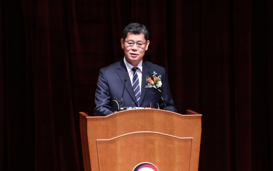 Outgoing minister hopes his departure will pave way for 'pause' in inter-Korean tensions