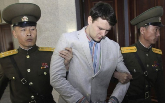 Warmbier's mother urges continued pressure on N. Korean regime