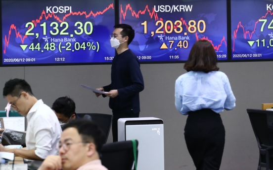 Seoul stocks likely to stay range-bound next week amid virus fears