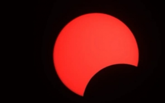 Solar eclipse to be visible in S. Korea on Sunday afternoon