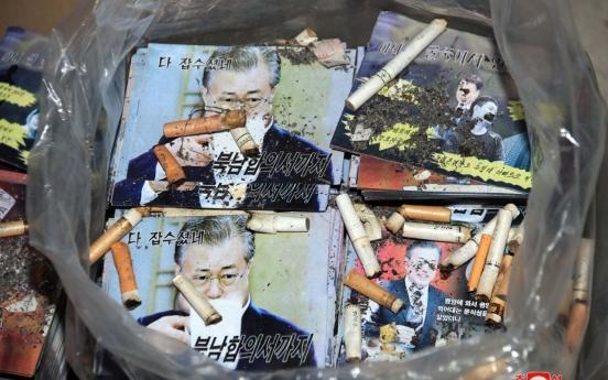 N. Korea preparing to send 12m leaflets to S. Korea via 3,000 balloons