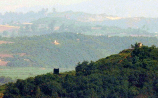 N. Korea completes setting up some 20 loudspeakers along border