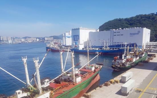 Russian cargo ship in Busan emerges as coronavirus cluster