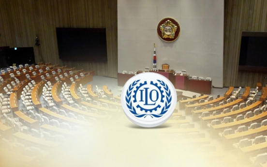Moon says revision of labor laws crucial for ILO conventions