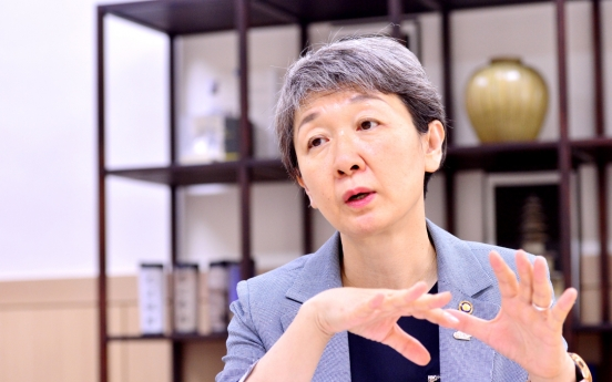 [Herald Interview] CHA head reveals ambition to promote Korean cultural heritage worldwide