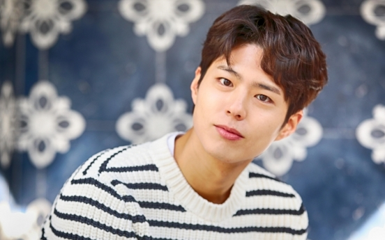 Actor Park Bo-gum to join Navy in August: officials