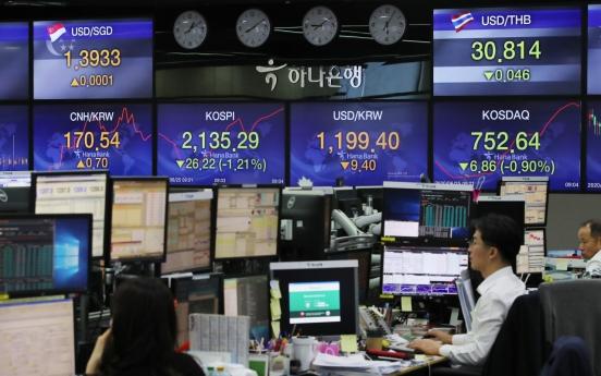 Stocks open sharply lower on Wall Street tumble
